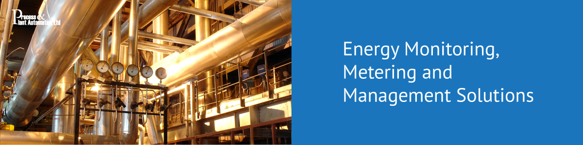 Energy Monitoring, Metering & Management Solutions